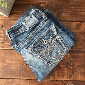 Big Star Jeans, size 26S